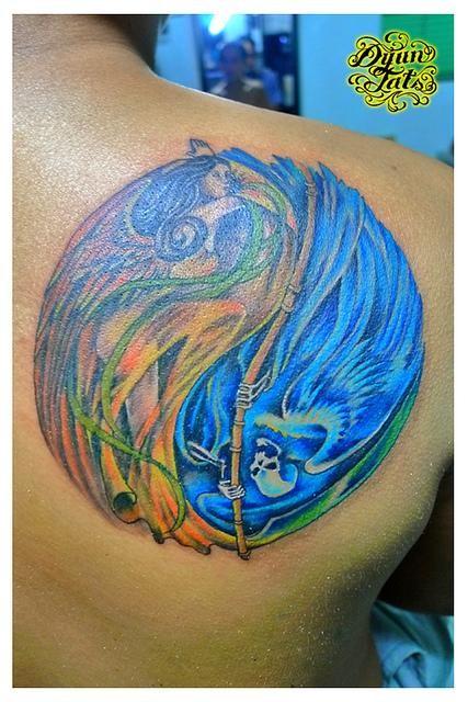 Awesome yin yang images - Part 2 - Tattooimages.biz