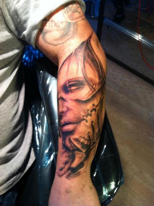 Forearm tattoos for men - Forearm tattoos - Tattooimages.biz