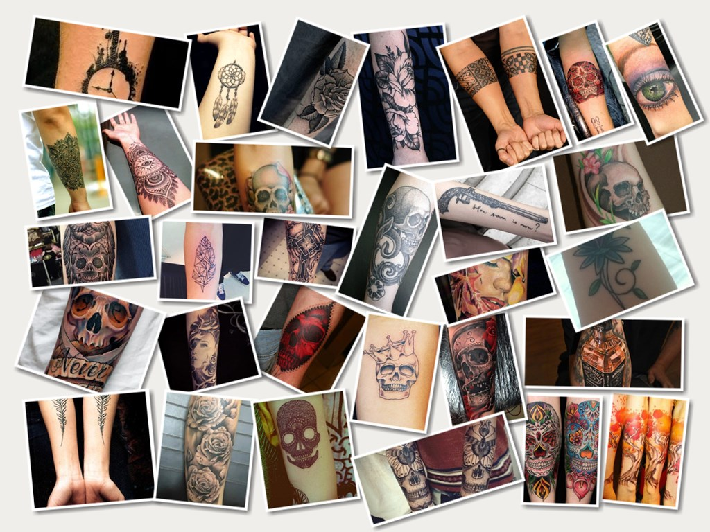 some about forearm tattoos