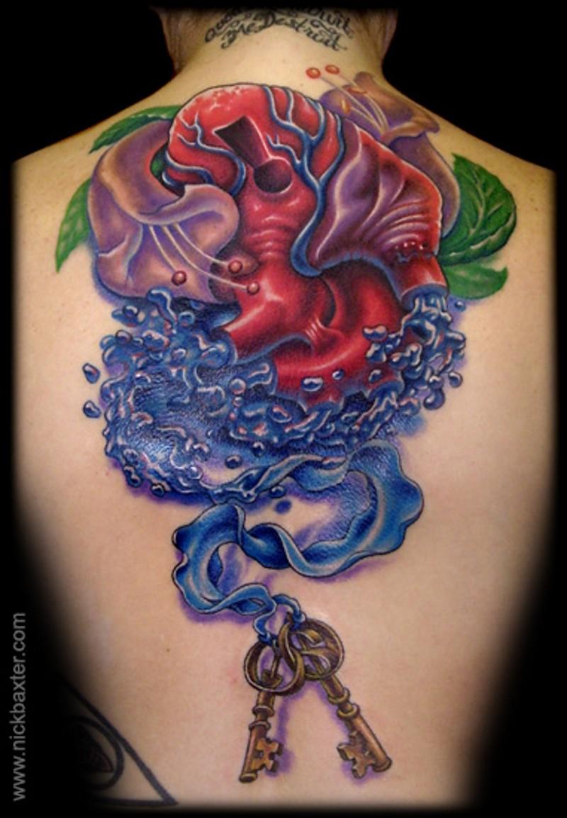 Cool Herz Design - Teil 3 - Tattooimages.biz