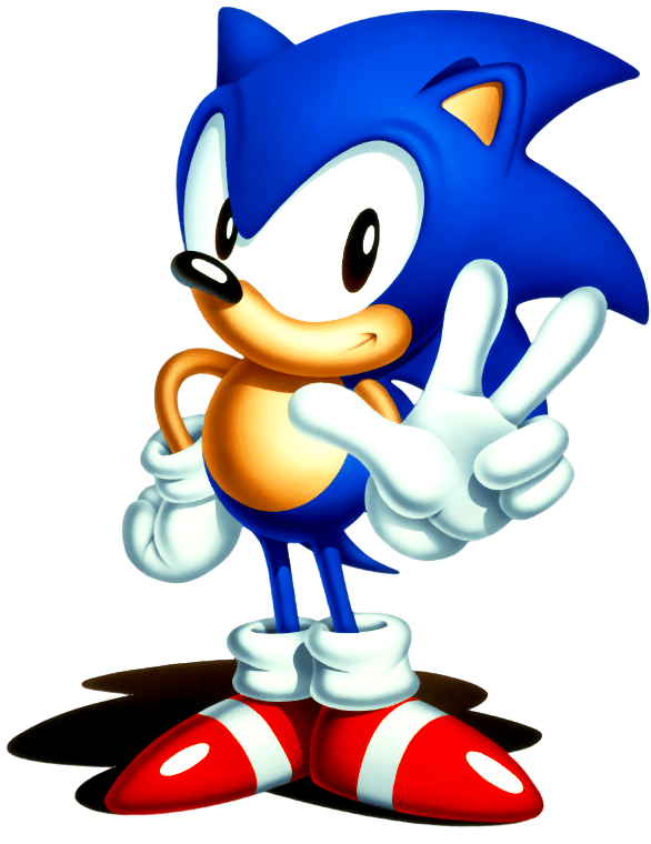 Animated Colorful Sonic The Hedgehog Tattoo Design Tattooimages Biz