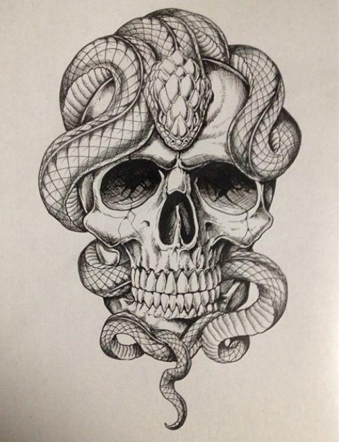Og Abel Money Rose Black-and-white snake ...