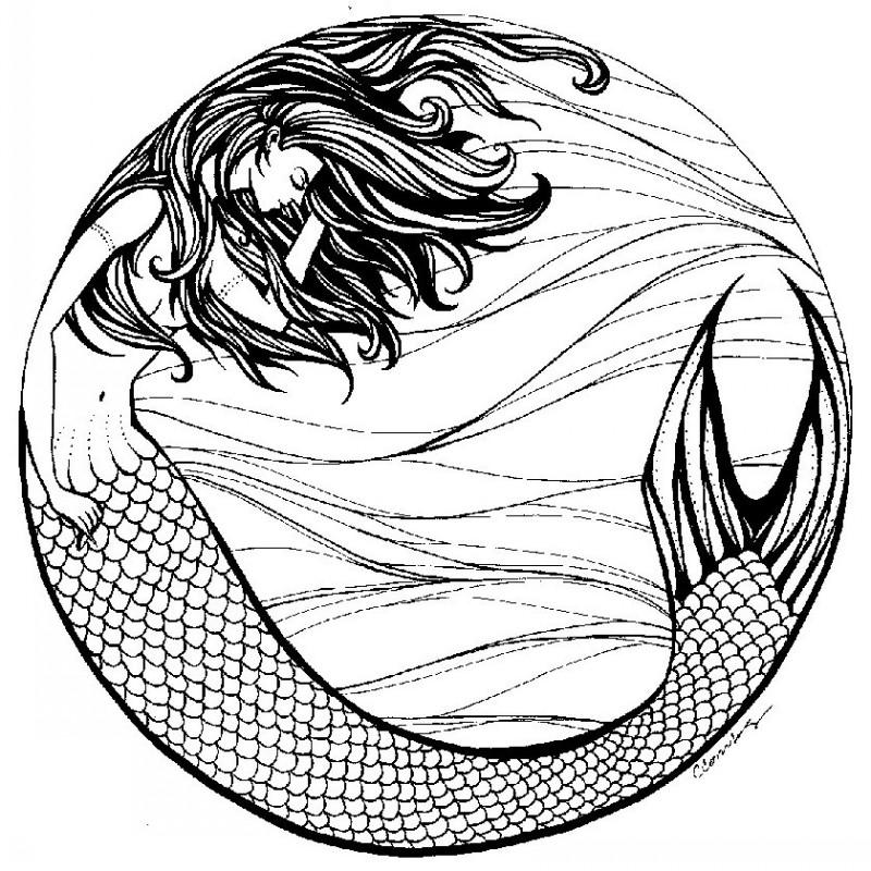 Mermaid tattoo designs - Page 15 - Tattooimages.biz