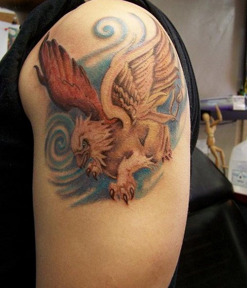 544a1571f2970 Great griffin pictures - Tattooimages.biz