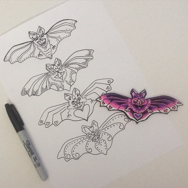 Cute Tattoo Designs