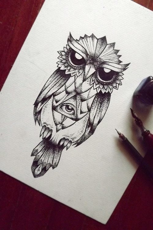 illuminati owl tattoos wwwpixsharkcom images