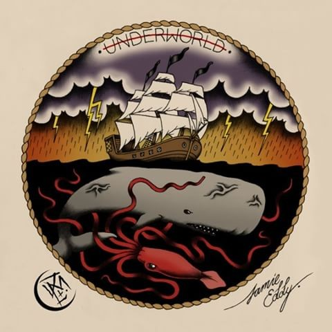 Traditional Whale Tattoo