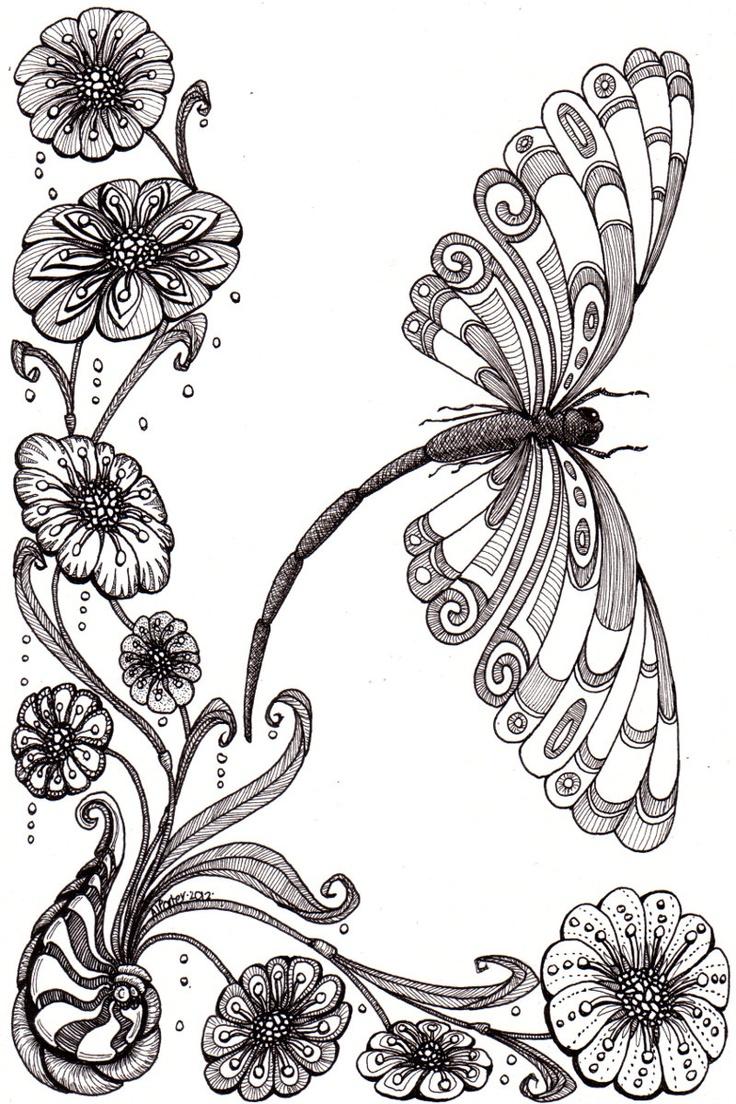 Dragonfly tattoo designs tattooimagesz izmirmasajfo