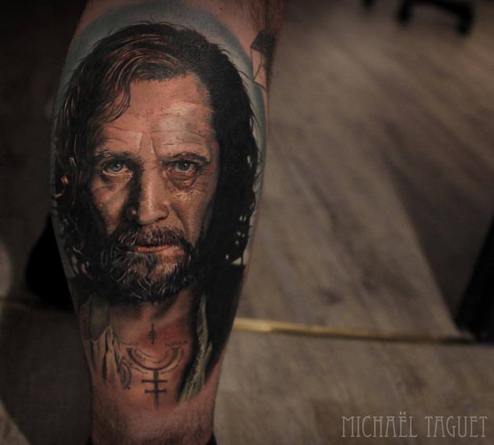 Sirius black prison tattoos
