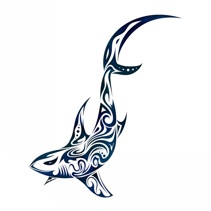 Blue Design U Logo