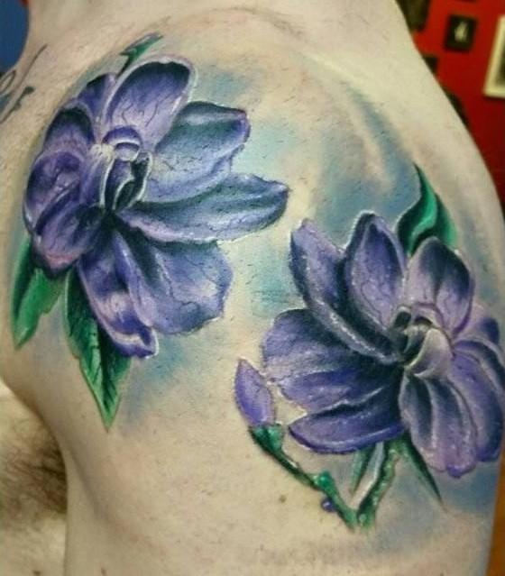 Excellent flower ideas - Part 4 - Tattooimages.biz