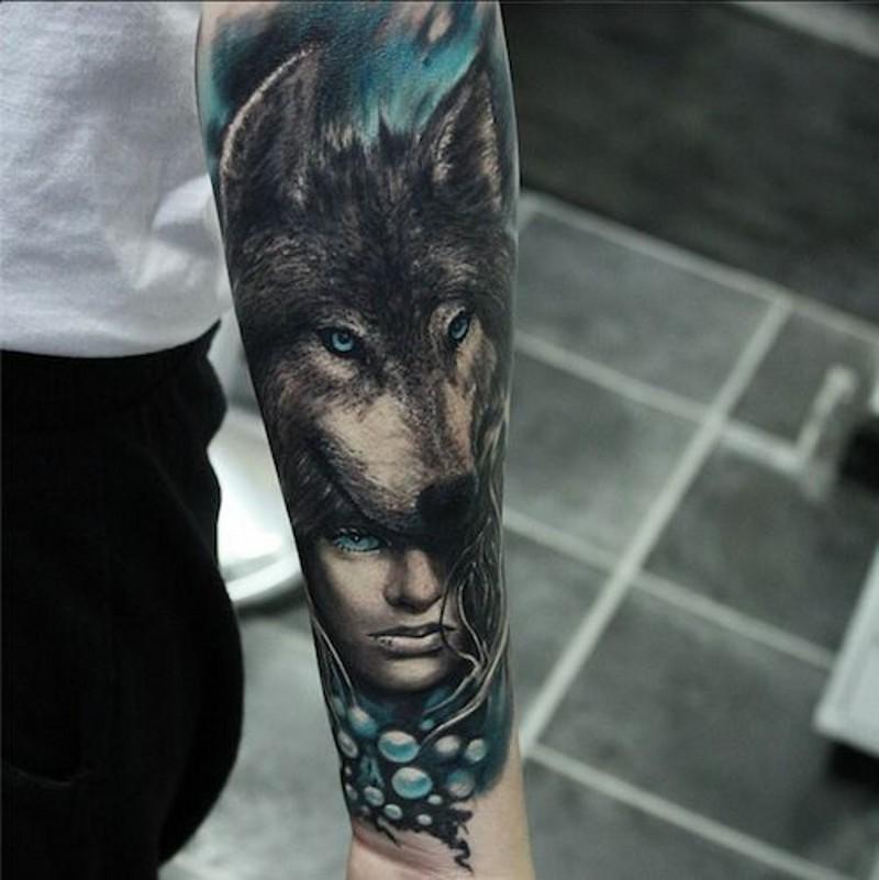 c39eeef0ce224 Super wolf set - Part 17 - Tattooimages.biz