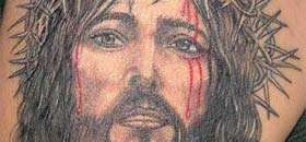 Jesus  Tattoos