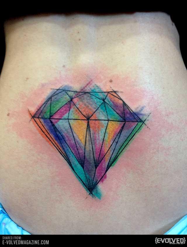 diamant tattoos - tattooimages.biz