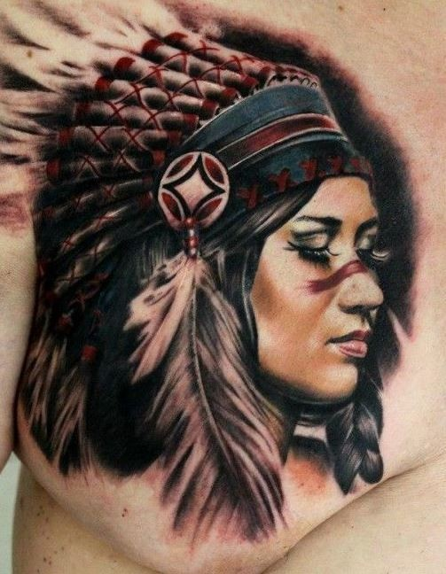 Great Native American Pictures Tattooimages Biz