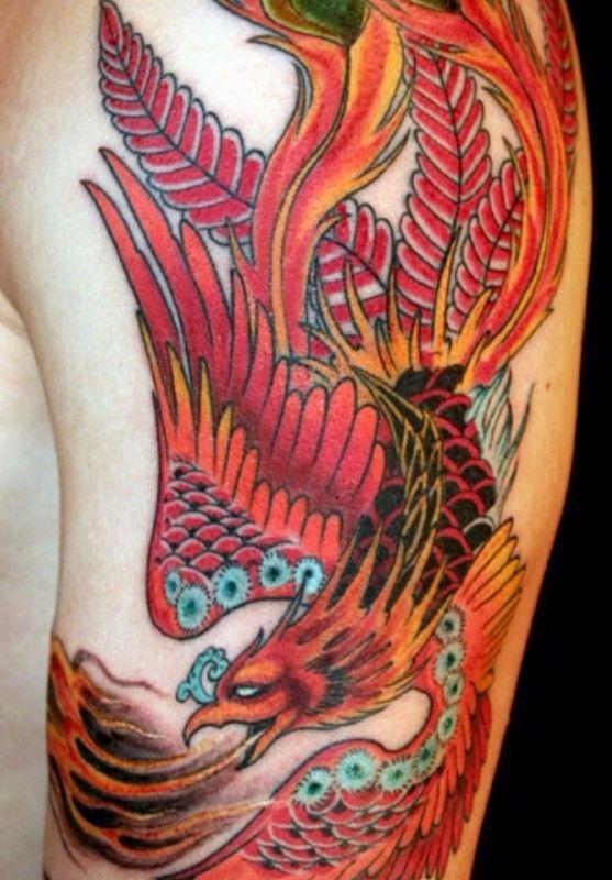 Phoenix Tattoos Page 4 Tattooimagesbiz