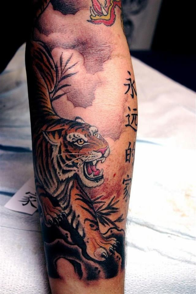 Good asian style tattoo pics Thanks! Thanks