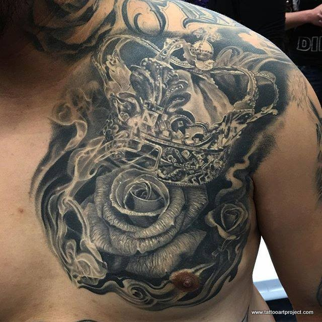 detailed tattoos - photo #45
