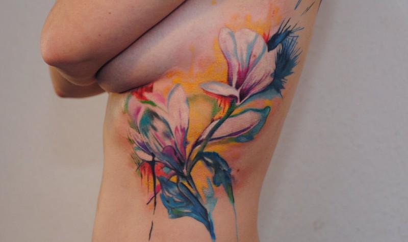 Flowers by dopeindulgence