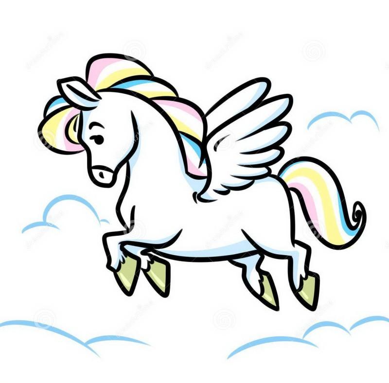 Horse-pegasus-flying-clouds-cartoon-illustration-animal-character-61443491
