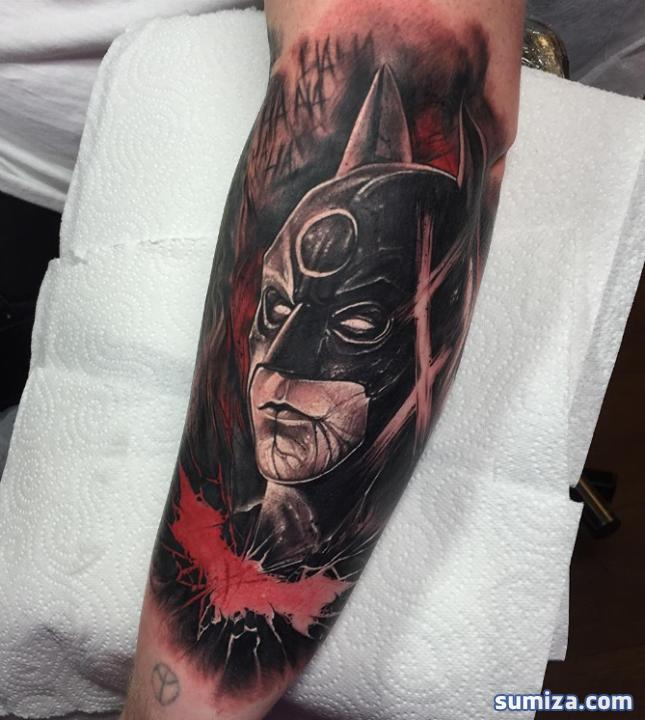 Nikko hurtado batman