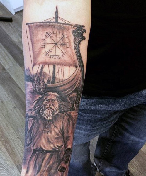 Viking Tattoos Images Tattooimages Biz