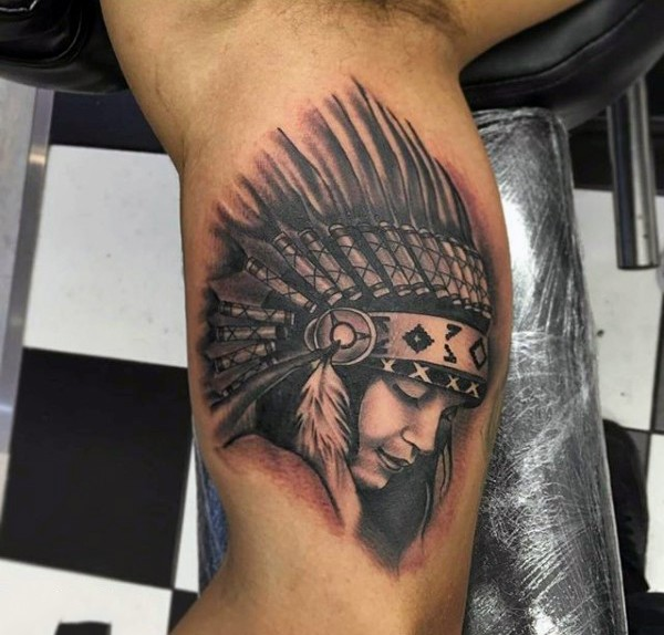 Nice indian gallery part 6 for Indian ink tattoo