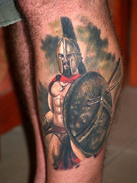 Excellent warrior ideas - Part 10 - Tattooimages.biz