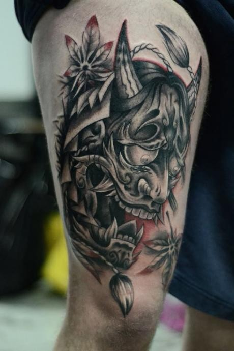 Excellent japanese ideas part 4 for Neo japanese tattoo