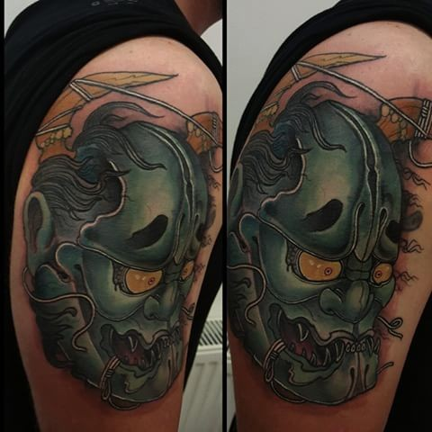 Cool japanese disign part 3 for Neo japanese tattoo