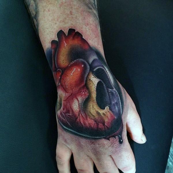 half hand heart gallery - photo #14