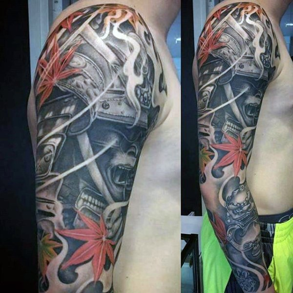 Samurai Tattoos Page 6 Tattooimagesbiz