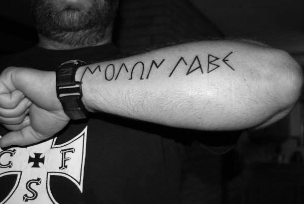 how to make homemade tattoo ink