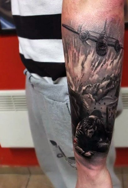 Cool military design - Part 3 - Tattooimages biz