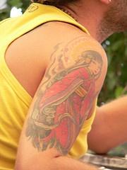 Tatuaggio qualificato Geisha