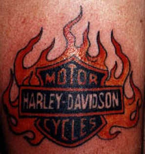 Great harley davidson pictures for Free harley davidson tattoo designs