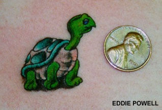 Excellent animal ideas part 16 for Little turtle tattoo