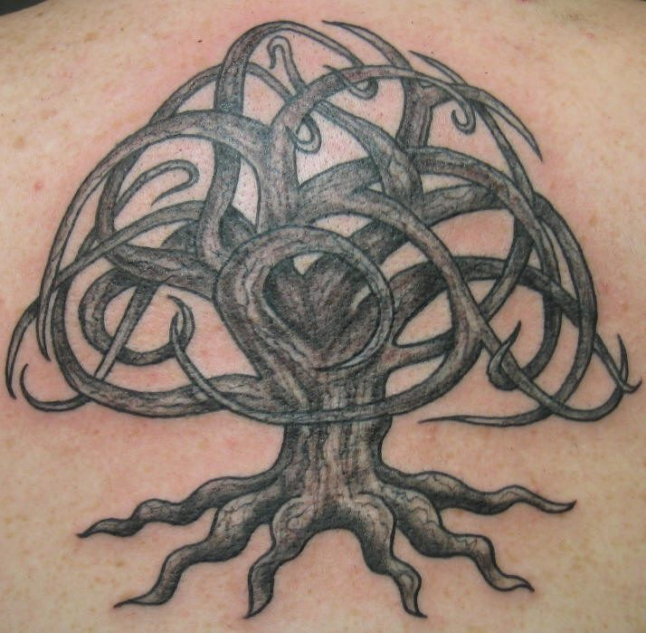 Dara Celtic Knot Tattoo Designs