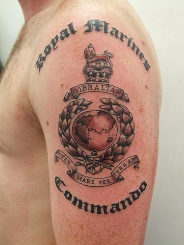 royal marines symbol army tattooimages biz