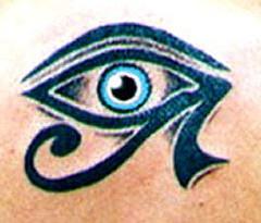 Le Tatouage Realiste D œil D Horus Tattooimages Biz
