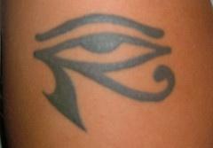 occhio di horus tatuaggio