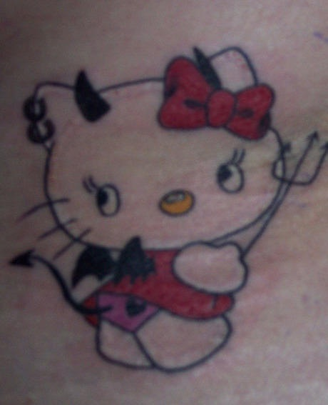 Tribal Hello Kitty: Awesome Cat Images