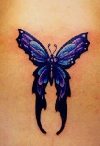 Purple tribal s...