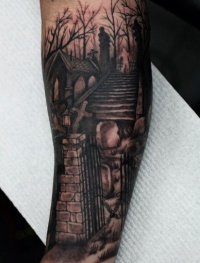 Ghost tattoos - Page 2 - Tattooimages.biz | 200 x 263 jpeg 21kB