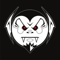 Desenho De Tatuagem De Cara De Vampiro Com Raiva Dos Desenhos Animados Por Queimaduras Eyestudios Tattooimages Biz