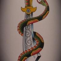 Dagger Tattoo Designs Page 2 Tattooimages Biz