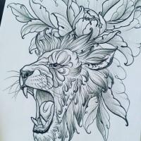 Lion Tattoo Designs Page 5 Tattooimages Biz