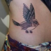 Chinese tattoo nice bird