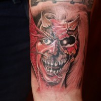 Fearful demon by fiesta