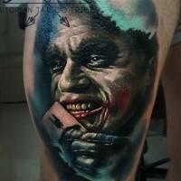 Joker Tattoos Page 2 Tattooimages Biz